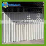 Cheap Warehouse Commercial Accordion Folding Sliding Door