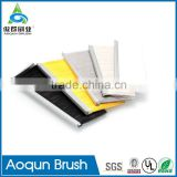High-quality Sound Proofing Glass Door Seal Weather Stripping Seal Brush                                                                         Quality Choice