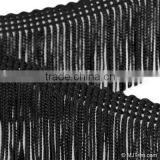rayon Chainette Fringe rayon tassel, for dance dresses