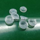 OEM welcome bottle cap one way silicone valve fda