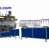 steel wire inside pvc braided hose making machine