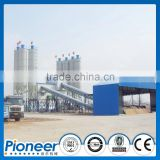 HZS60 prestressed cement equipment concrete batching plant