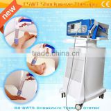 portable professional Extracorporeal Shockwave Therapy Equipment for physiotherapy