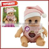 8.5inch with nipple wholesale porcelain dolls