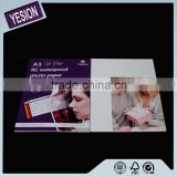 Yesion Waterproof RC Photo Paper, Premium RC Glossy Photo Paper, Resin Coated Inkjet Plotter Paper