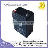 deep cycle Valve Regulated 12v 2.6ah Lead Acid Battery Agm Gel Battery For Security Alarm System