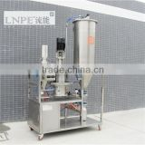 Best-selling Lab Use Jet Mill/lab pulverizing mill with air classifier/powder machine/grinding machinery