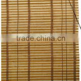 Bamboo material roller blind for window sun shade
