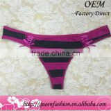 Women girls exotic sexy panties high quality thong