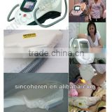 Beijing Sincoheren distributor wanted e-light acne keyword beauty equipment laser ipl shr hair removal cream for men