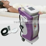 2012 Multifunctional E-light IPL RF For Hair Removal And No Pain Skin Mole &tag Removal Arms / Legs Hair Removal