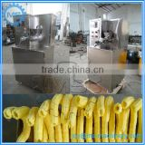 newest type professional stainless steel pop corn machine/maize popping machine