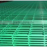 powder coated welded wire mesh panel