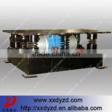 DY hot sale cement vibrating table