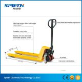 Heavy duty manual 2500kg hand pallet truck
