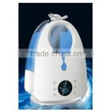 intellectual steam humidifier with timer