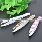 Manufacturers selling eyebrow tweezers eyebrow clip drape eyebrow eyebrow clip wire India senior stainless steel eyebrow clip