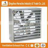 Heracles factory price poultry farming equipment drop hammer ventilation exhaust fan /poultry house ventilation fan