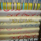 2016 plastic Printed Table cover & Shower curtain Design, Direct factory/Manufactory supply/industrial