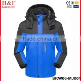 China best selling men ski jacket wholesale ski clothing outdoor ski jacket waterproof European style