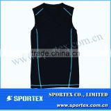 2012 High Quality OEM Men's Compression top&shirt