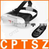 "Virtual Reality Glasses VR Box 3D glasses headset for google cardboard glasses for 4.7-6.0"" mobile for iPhone"