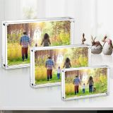 New Design Sexy Photo Frame Crystal Glass Digital Photo Frame Vintage Photo Frame