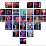 program led message fan/programmable led message handheld fan/custom led hand fans