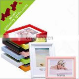 China factory love plastic photo frame wholesale