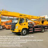 Manufacturers Direct sales Foton 16 tons of truck crane