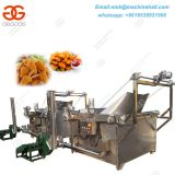 High Quality Potato Chips Fryer Machine/Factory  automatic Frying Machine/Round Fried French Machine With Food