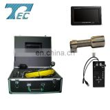 23mm underwater pipe inspection camera with 20m to 100m cable TEC-Z710DM