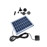 Solar Powered Water Fountain Pumps