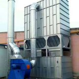 Dry smoke dust removal equipment