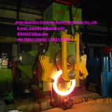 Vertical ring rolling machine,