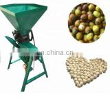 golden quality lotus nut hulling machine/lotus nut seed huller/lotus nut machine for lotus skin hull