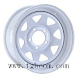 12''-16'' Spoke Trailer Wheel factory steel wheel replacements wheels rims after market wheels custom wheels