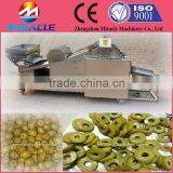 Dried Olive Cut Slicing Machine Stainless Steel 304 Olive cutting machine from olive process machines
