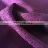 hot sale basic 100% polyester stretch wool dobby chiffon                                                                         Quality Choice