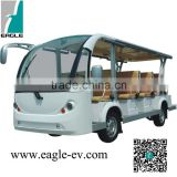 14 seat china made in New Condition cheap battery power electric bus