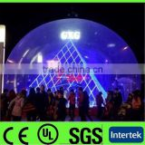 2014 big inflatable clear dome for trade show/ giant inflatable bubble ball for exhibition