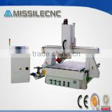 Cheap equiped with japanese yaskawa servo 3d cnc router
