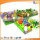Guangzhou canton fair hot selling popular kids indoor jungle theme playground