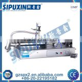 Sipuxin industry direct sale liquid detergent filling machinery for sale