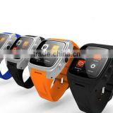 Support 2G / 3G / WiFi network waterproof GPS Android OS X01 smart watch Sport Wrist Watch