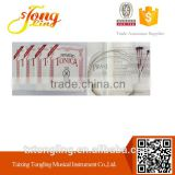 Best selling top quality cheap violin viola cello strings steel core super light