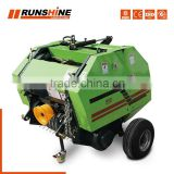 Custom Made Agriculture Machinery Compact Tractor Hay Baler