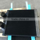 customized aluminum tube and fin heat exchanger