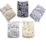 Cute Pattern Baby Diaper Cloth Diaper Wholesale Fit For Market Philippines