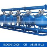 Automatic back wash quartz sand filter for irrigation                                                                         Quality Choice